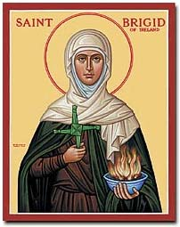 Celtic Christianity –St. Brigid