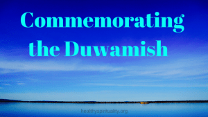 Commemorating the Duwamish