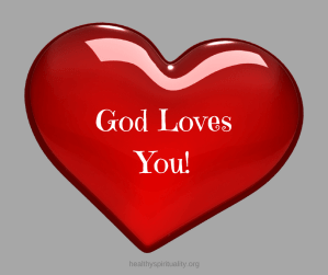 Falling in Love with God on Valentine's Day