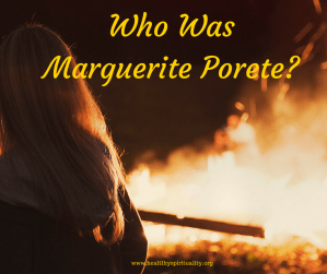 Who was Marguerite Porete?
