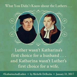 Katharina and Martin Luther. healthyspirituality.org