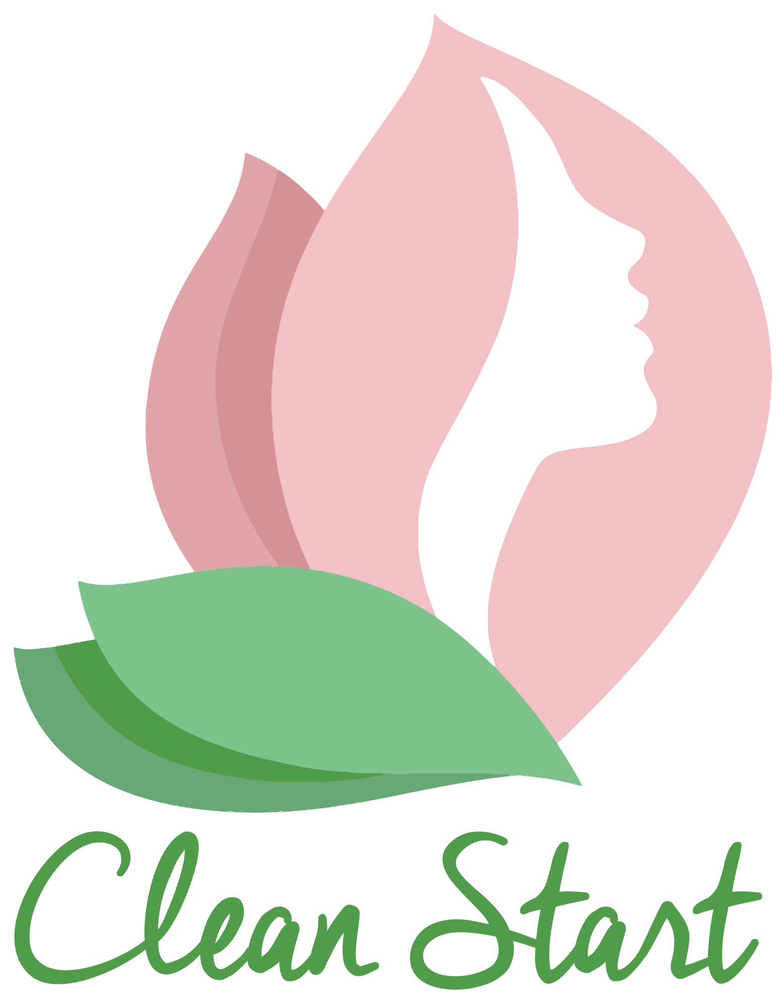 Clean Start Logo – Transparent