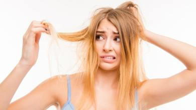 Photo of How to care for dry hair