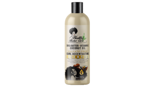 Healthy Thicker Curls - Curl Accentuating Sulfate-Free Shampoo