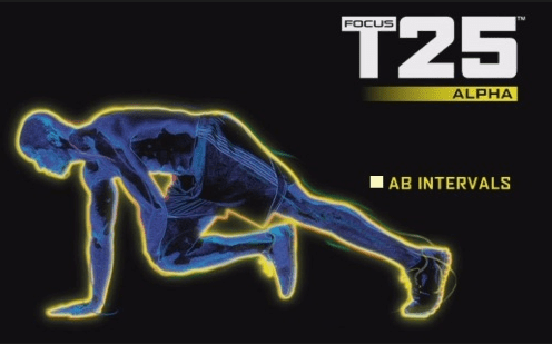 The Ab Intervals T25. Try this for fast results.