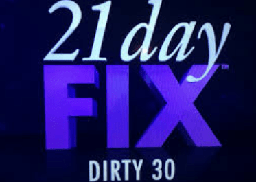 21 day fix dirty 30