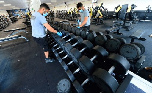 how much do weights cost