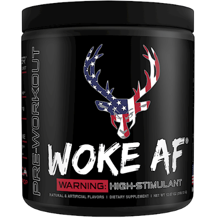 woke af pre workout review