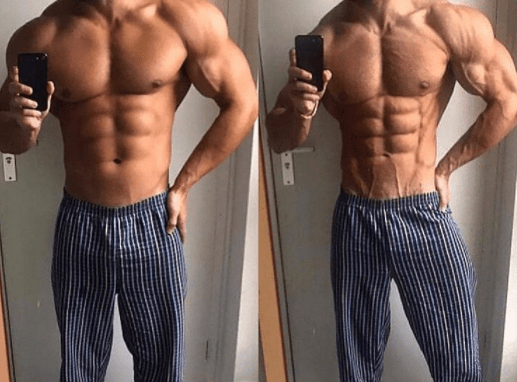 how to bulk and cut
