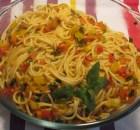 vegan spaghetti pasta