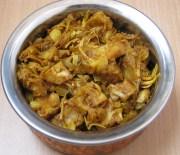 kathal ki dry sabzi | fansa chi dry bhaji