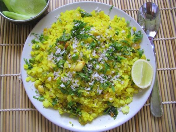poha recipe hindi mein