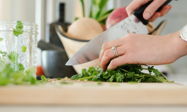 Learn, savor and enjoy: <br/>Take a Healthy Options cooking class