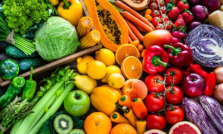 Color yourself healthy with fruits and veggies