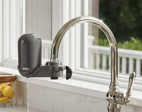 the best faucet water filter the pur
