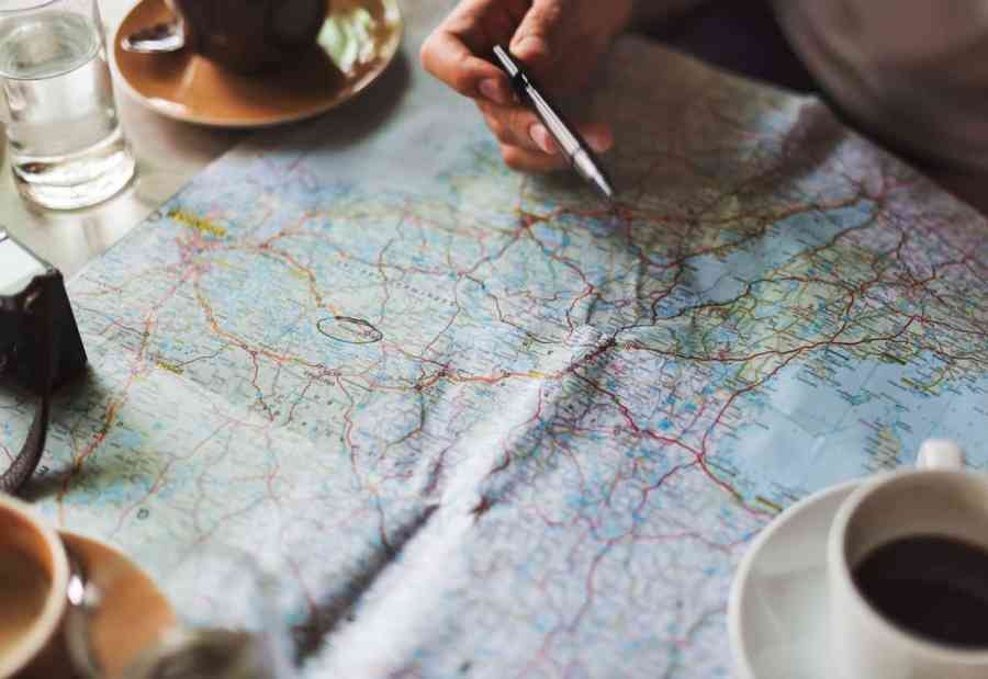 Family Survival Kit - Keep Maps to Plan your Exit routes