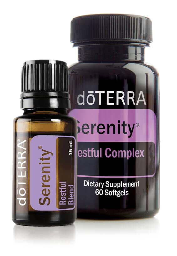 serenity essential oil