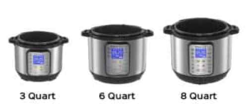 which size instant pot is best for me