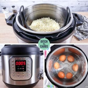 Instant Pot Choices - Which one is best