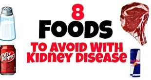Foods To Avoid With Kidney Disease