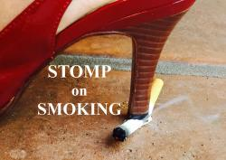 Stomp smoking w