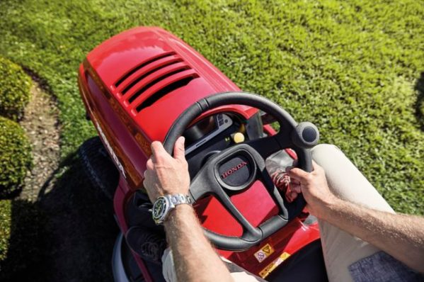 Honda HF Ride on lawnmower