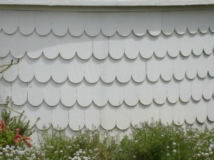 Rounded End Shingles
