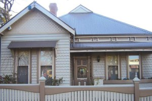 Scallop Weatherboard