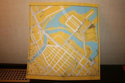 Yokohama Map Friday