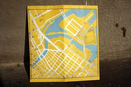 Yokohama Map Thursday