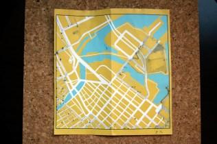 Yokohama Map Wednesday