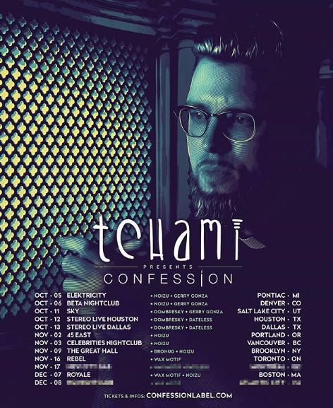 Confession Tour