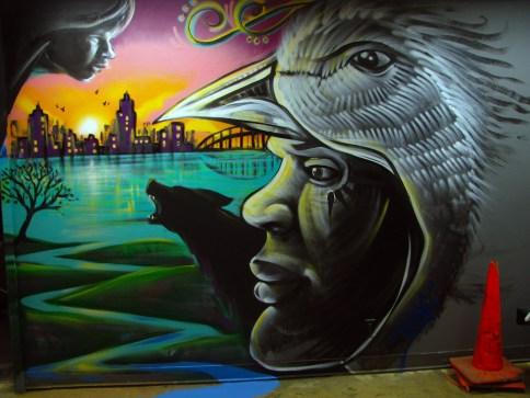 AM - Car & Murals last 3 - My piece a