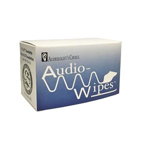 AudioWipes Singles (30/pack)