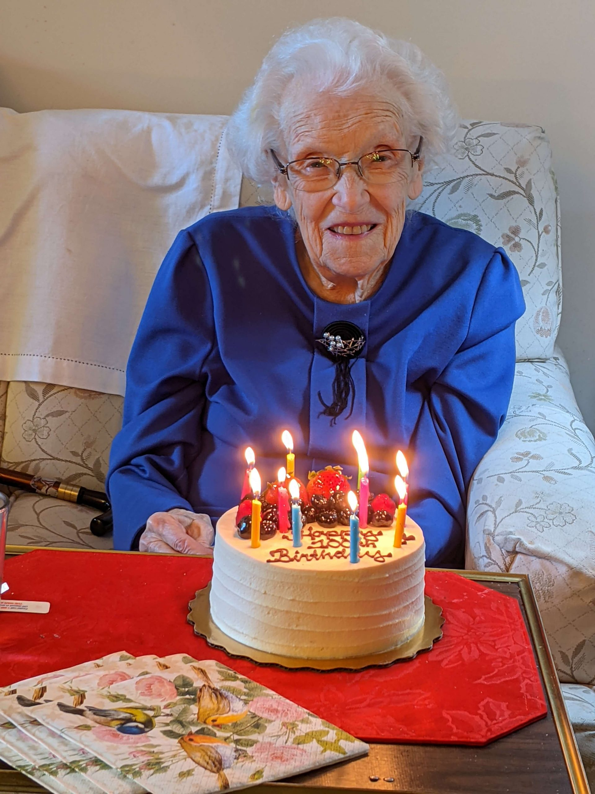 Freeing Advice From a 100-Year-Old Friend