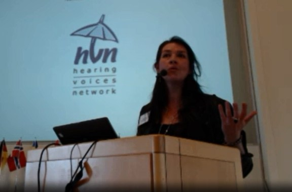 Jacqui Dillon at The Care Homes Conference, Sweden