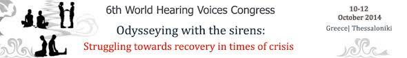 World Hearing Voices Congress 2014