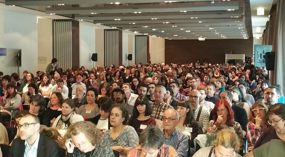 The 400 Lucky Attendees - image HVN Cymru
