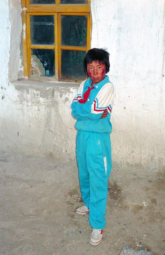 Mt Kailash: Student
