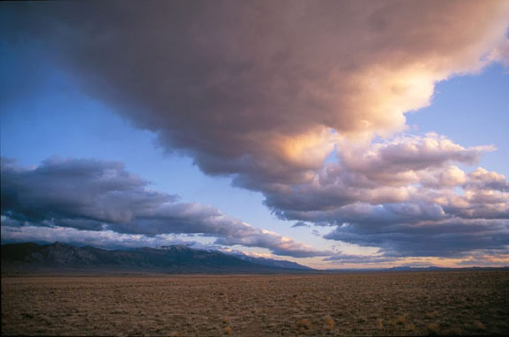 Great Basin Desert in Nevada