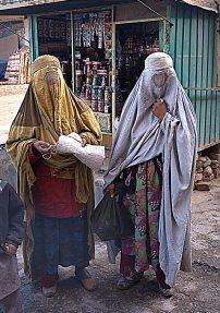 Women in Mazar