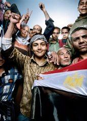 On April 1, 2011, Egyptians returned to Tahrir Square
