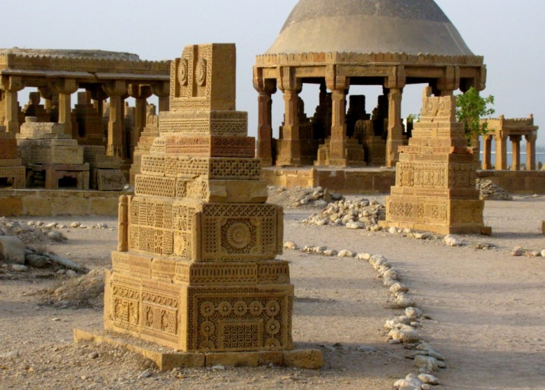 Chowkandi tombs can be accessed enroute Makli tomb is only at an hour's drive from city center