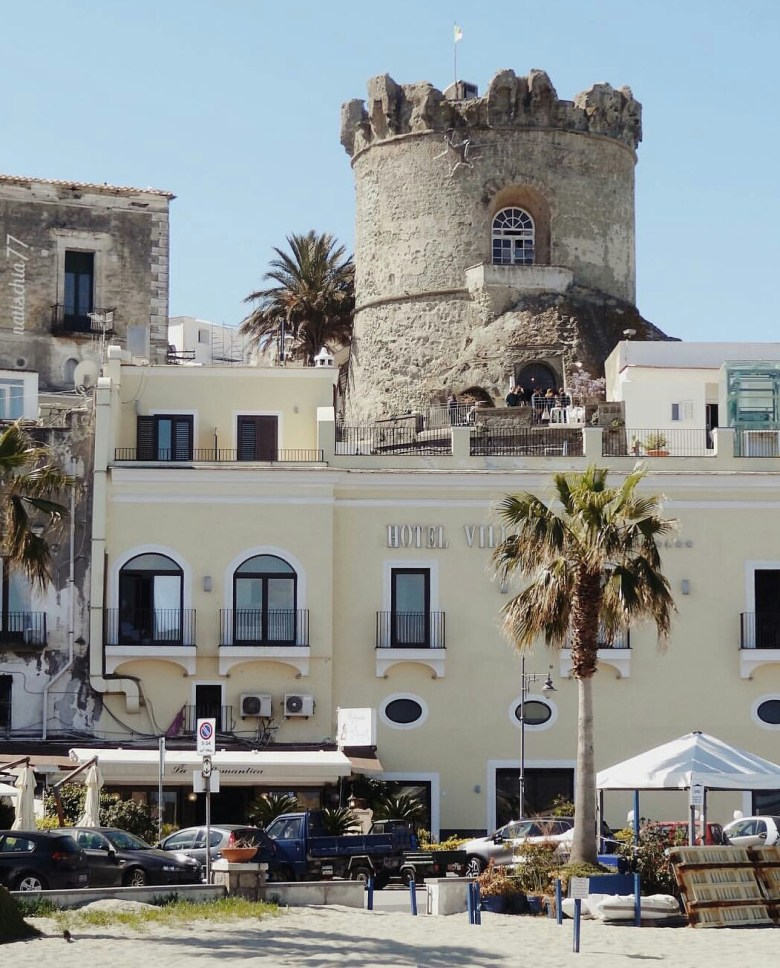 Torrione Tower of Forio, Ischia