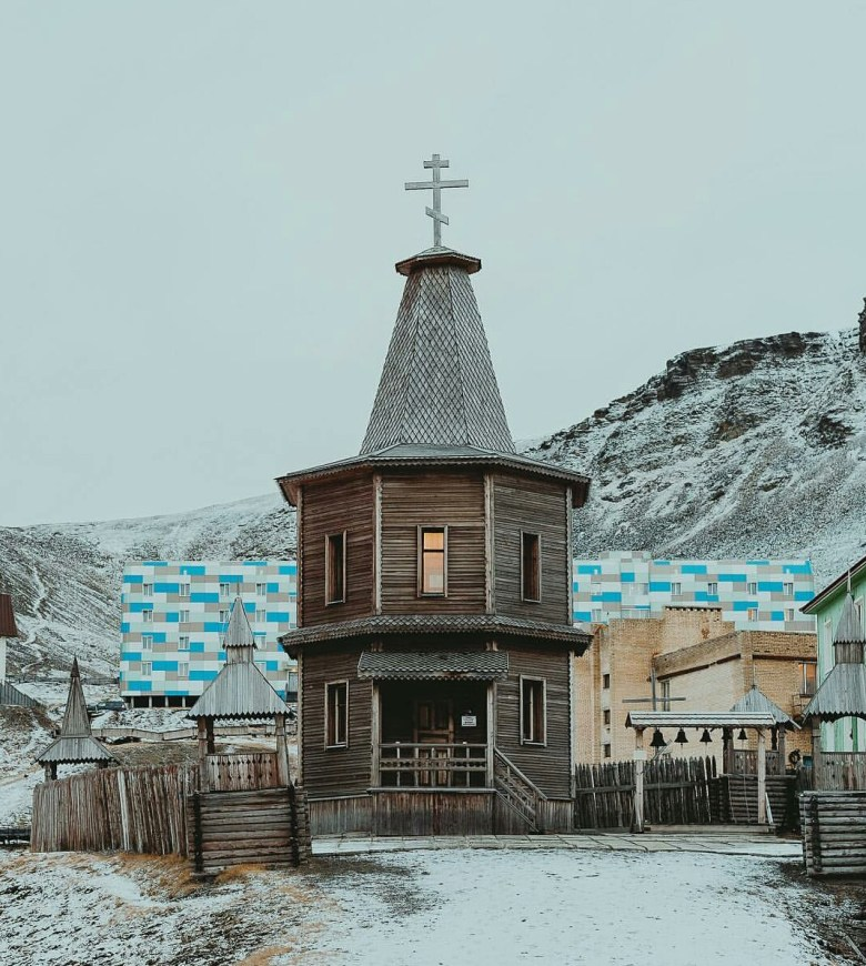 Barentsburg Orthodox Church