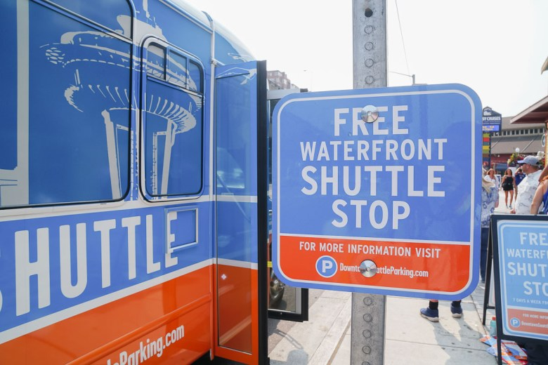 Seattle Waterfront Shuttle
