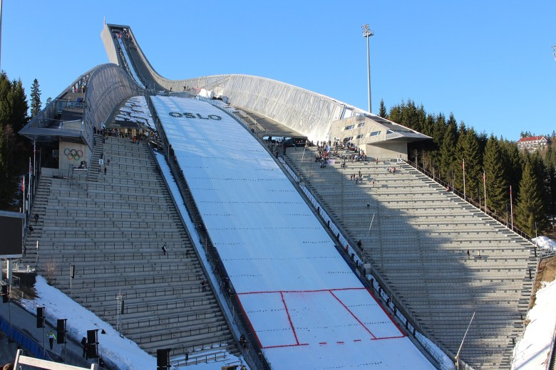 Holmenkollen Ski Museum and Tower, Oslo