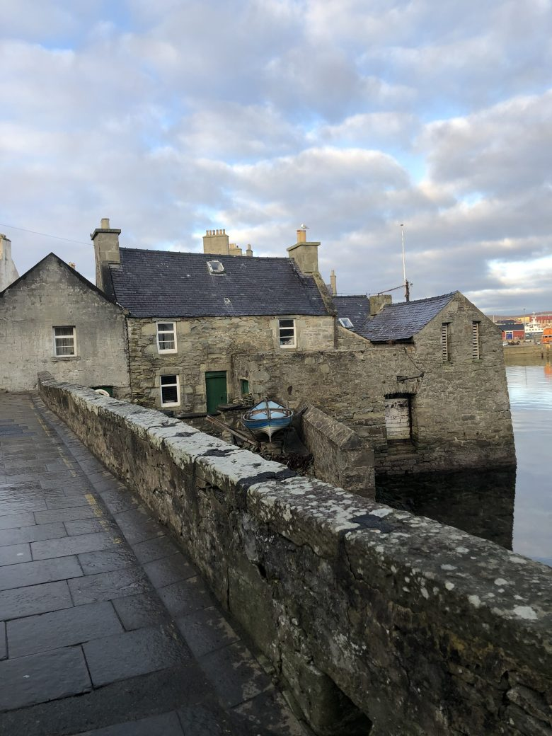 The Lodberrie, Lerwick