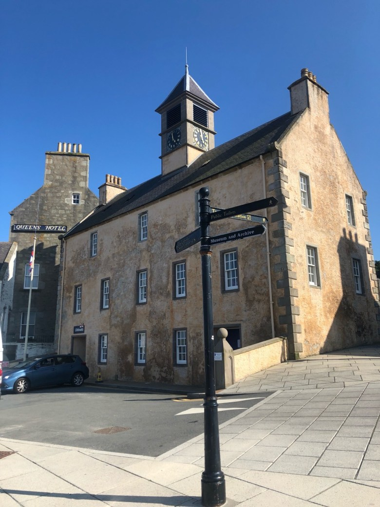 The Tolbooth, Lerwick