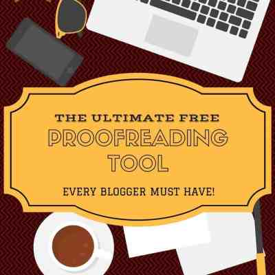 Online proofreading tool money